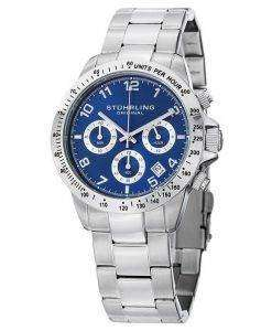 Stuhrling Original Concorso Quartz Chronograph 665B.02 Mens Watch