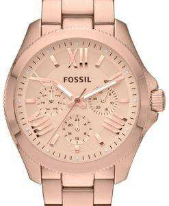 Fossil Cecile Multifunction Rose Gold-Tone AM4511 Womens Watch
