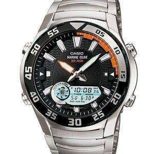 Casio Analog Digital Marine Gear AMW-710D-1AVDF AMW-710D-1AV Mens Watch