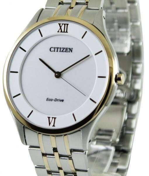 Citizen Eco-Drive Stiletto Super Thin AR0075-58A Mens Watch