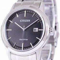 Citizen Eco-Drive Black Dial AW1231-58E Mens Watch