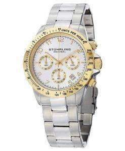 Stuhrling Original Concorso Quartz Chronograph 665B.03 Mens Watch