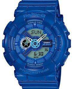 Casio Baby-G World Time BA-110BC-2A Womens Watch