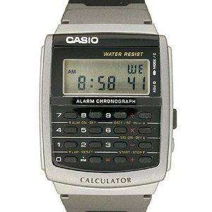Casio Classic Quartz Calculator CA-56-1DF CA-56-1 Mens Watch