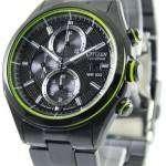 Citizen Eco-Drive HTM Chronograph CA0435-51E Mens Watch
