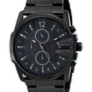 Diesel Master Chief Chronograph Black Dial DZ4180 Mens Watch
