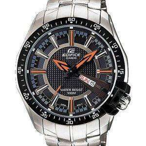 Casio Edifice Analog Multi-Color Dial EF-130D-1A5V Mens Watch