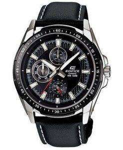Casio Edifice Analog Black Dial EF-336L-1A1V Mens Watch