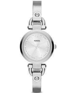 Fossil Georgia Mini Three-Hand Jewelry Clasp ES3269 Womens Watch