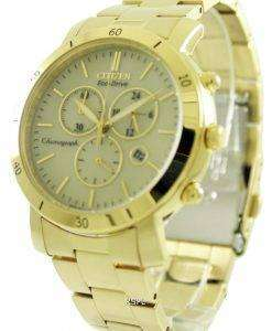 Citizen Eco-Drive Chronograph FB1342-56P Womens Watch