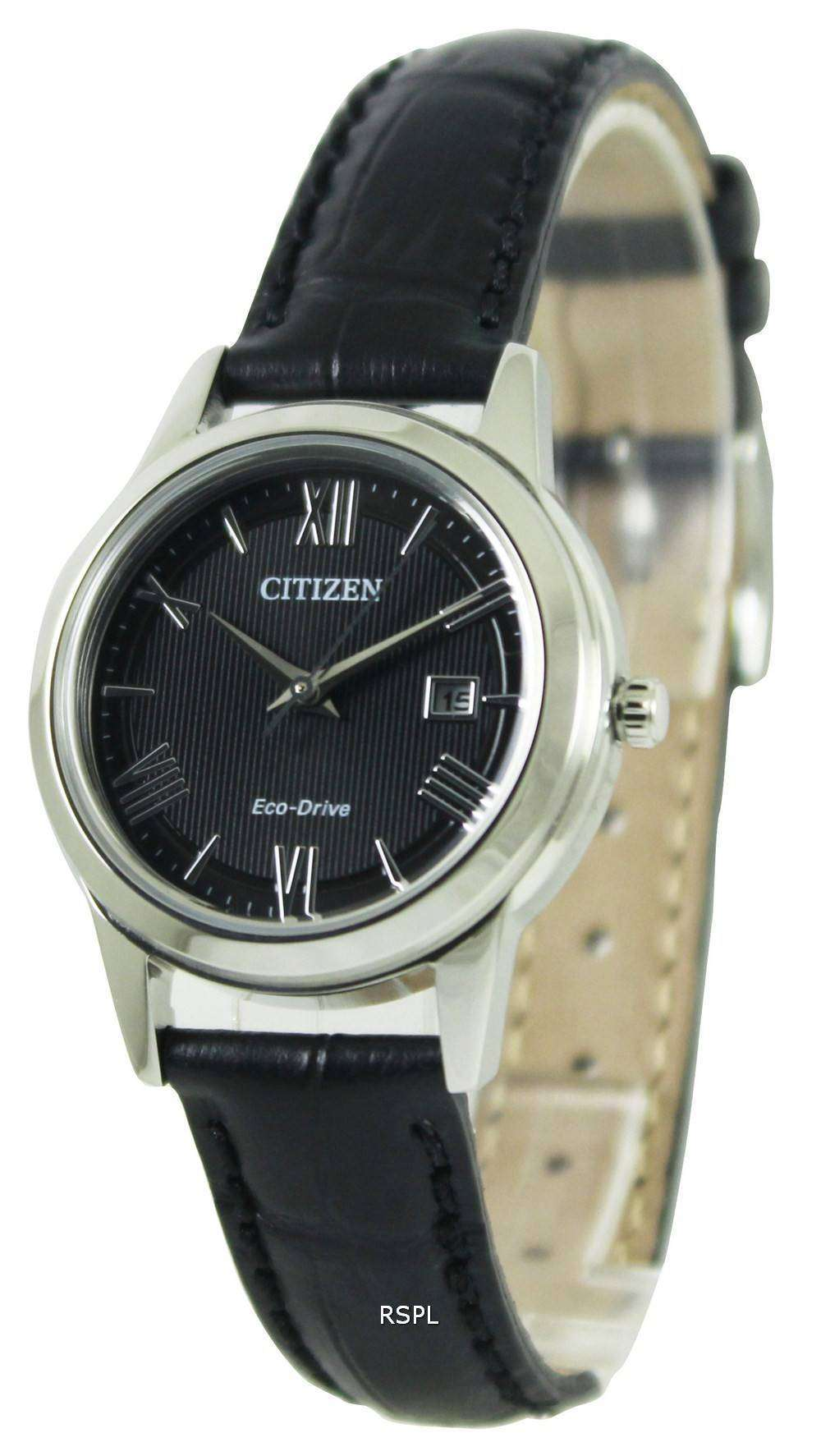 citizen eco drive fe1081 08e womens canada