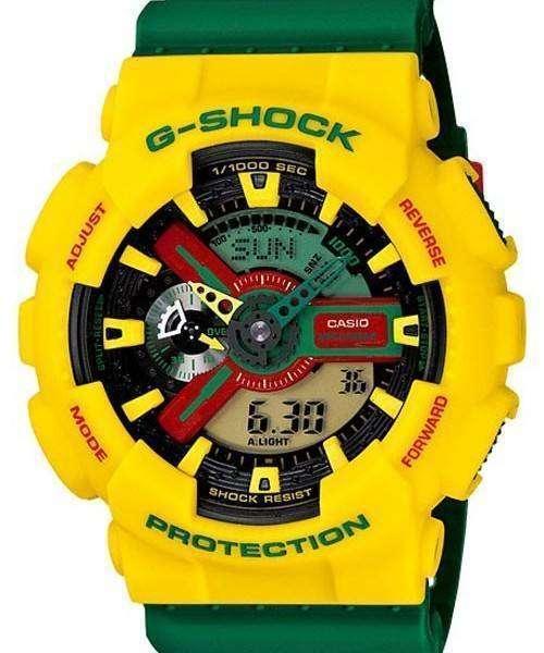Casio G-Shock Analog & Digital GA-110RF-9A Mens Watch