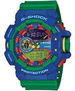 Casio G-Shock Analog-Digital Hyper Colors 200M GA-400-2A Mens Watch
