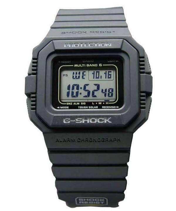 Casio G-Shock Tough Solar Multiband 6 GW-5510-1JF Watch d15268384e