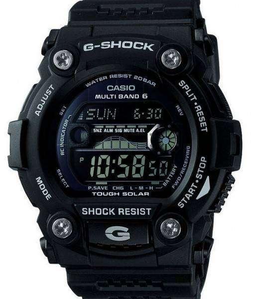 Casio G-Shock Rescue Series Solar Atomic GW-7900B-1CR Watch
