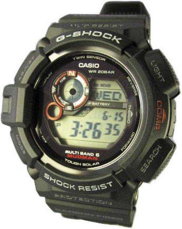 Casio G-Shock Mudman GW-9300-1JF Mens Watch