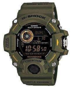 Casio G-Shock Rangeman Tough Solar Multi-Band Atomic GW-9400-3 Mens Watch