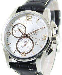 Hamilton Jazzmaster Quartz Chronograph H32612555 Mens Watch