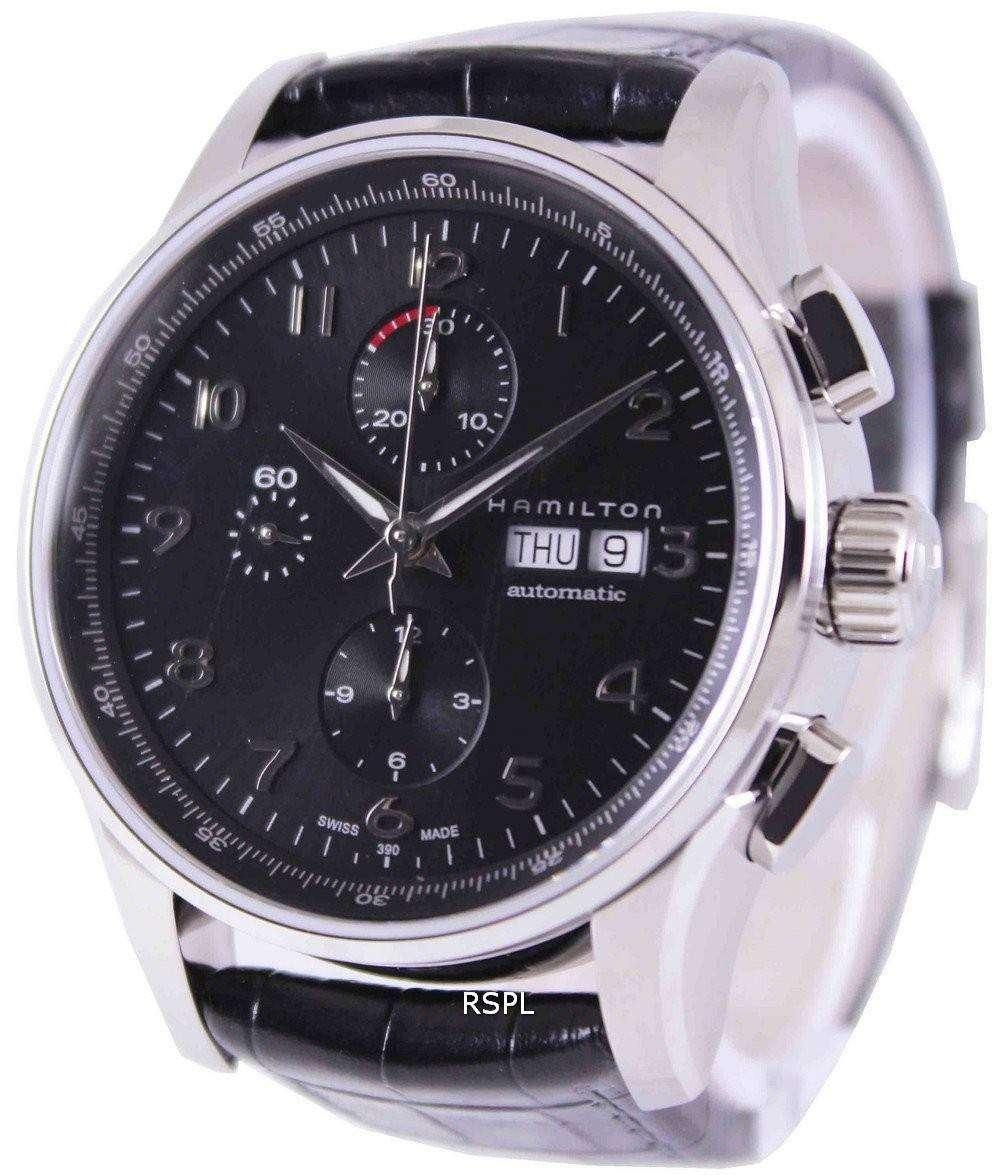 6862062132e Hamilton Jazzmaster Maestro Automatic Chronograph H32716839 Mens Watch