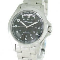 Hamilton Automatic Khaki King H64455133 Mens Watch