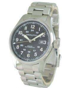 Hamilton Khaki Automatic H70625133 Mens Watch