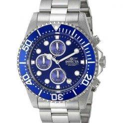 Invicta Pro Diver Chronograph 200M 1769 Mens Watch