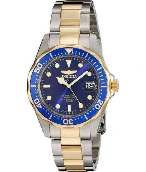 Invicta Pro Diver Quartz Two-Tone 8935 Mens Watch
