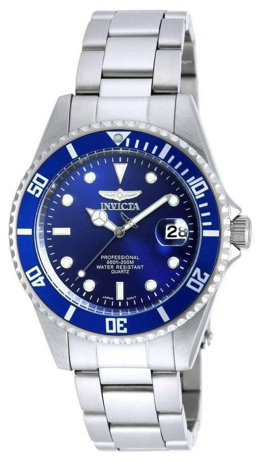 Invicta Mako Pro Diver Blue Dial 200M 9204OB Men's Watch