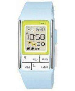 Casio Digital Quartz Dual Time Alarm LDF-51-2ADR LDF-51-2A Unisex Watch