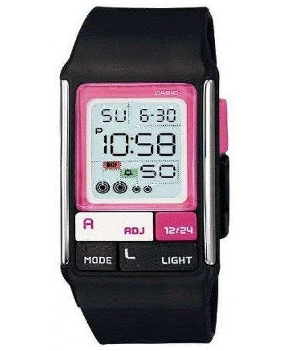 casio digital quartz dual time alarm ldf 52 1adr ldf 52 1a