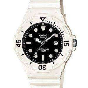 Casio Enticer Analog Black Dial LRW-200H-1EVDF LRW-200H-1EV Womens Watch