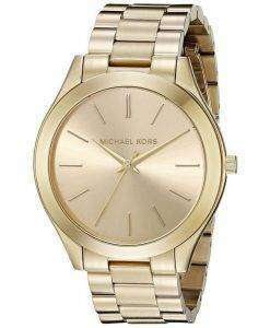 Michael Kors Runway Champagne Dial MK3179 Womens Watch