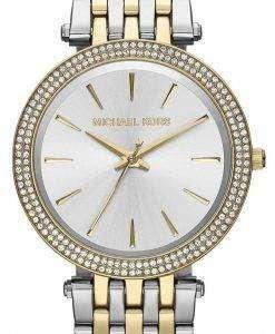 Michael Kors Darci Two-Tone Crystals MK3215 Womens Watch