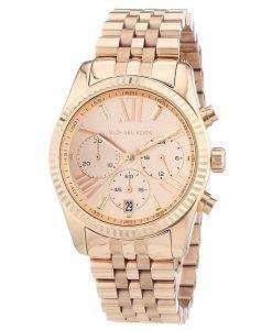 Michael Kors Lexington Chronograph MK5569 Womens Watch
