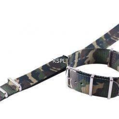 Army Nato Strap 22mm For SKX007, SKX009, SKX011, SRP497, SRP641