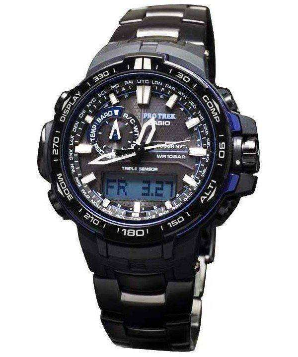 Casio Protrek Triple Sensor Atomic PRW-6000YT-1BJF Watch