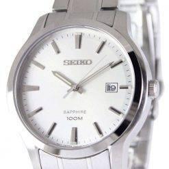 Seiko Neo Classic Quartz Sapphire 100M SGEH39P1 SGEH39P Men's Watch