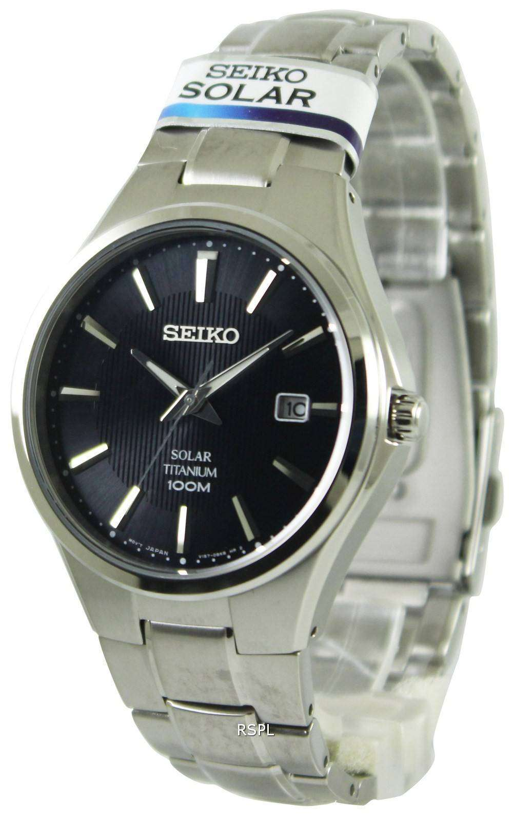 SEIKO WATCH Premier - Men collections