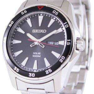 Seiko Solar 100M SNE393P1 SNE393P Mens Watch
