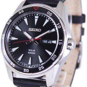 Seiko Solar 100M SNE393P2 Mens Watch
