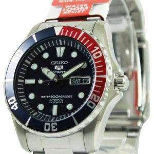 Seiko 5 Sports Divers Automatic SNZF15J SNZF15 Mens Watch