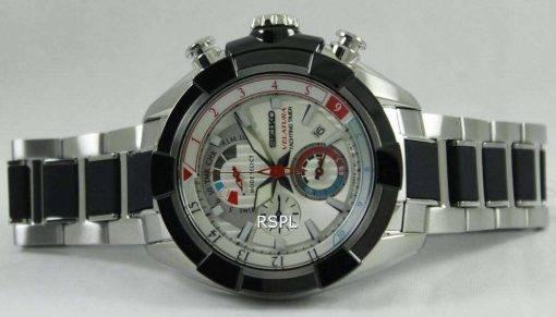 Seiko Velatura Yachting Timer Chronograph SPC145P1 SPC145P SPC145 Mens Watch