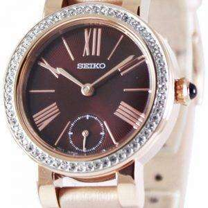 Seiko Quartz Crystals SRK032P1 SRK032P Women's Watch