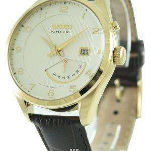Seiko Kinetic SRN052P1 SRN052P SRN052 Mens Watch