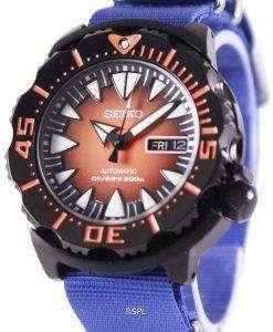 Seiko 5 Sports Automatic Divers 200M NATO Strap SRP311K1-NATO6 Mens Watch