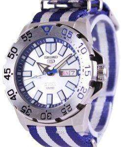 Seiko 5 Sports Automatic NATO Strap SRP481K1-NATO2 Mens Watch
