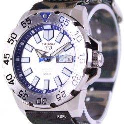 Seiko 5 Sports Automatic NATO Strap SRP481K1-NATO5 Mens Watch