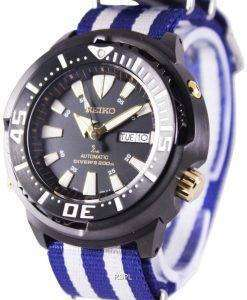 Seiko Prospex Baby Tuna Automatic Divers 200M NATO StrapSRP641K1-NATO2 Mens Watch