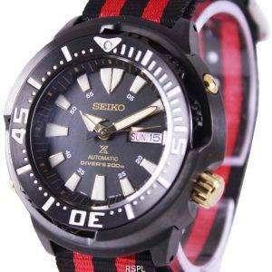 Seiko Prospex Baby Tuna Automatic Divers 200M NATO Strap SRP641K1-NATO3 Mens Watch