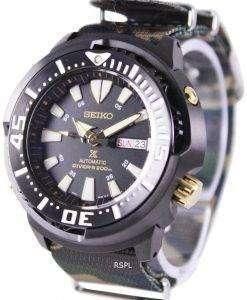 Seiko Prospex Baby Tuna Automatic Divers 200M SRP641K1-NATO5 Mens Watch